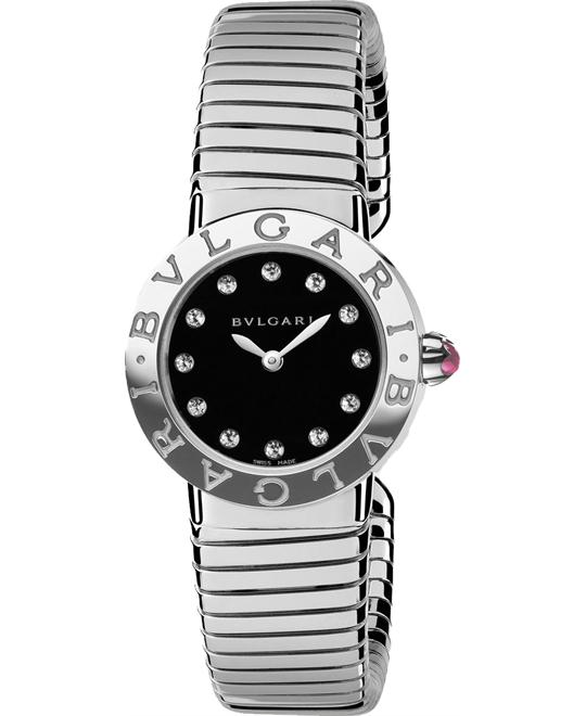 BVLGARI BVLGARI 102145 BBL262TBSS/12.M WATCH 26MM