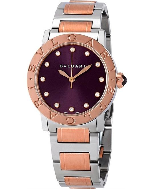 BVLGARI BVLGARI 102622 BBL33C7SPG/12 WATCH 33MM