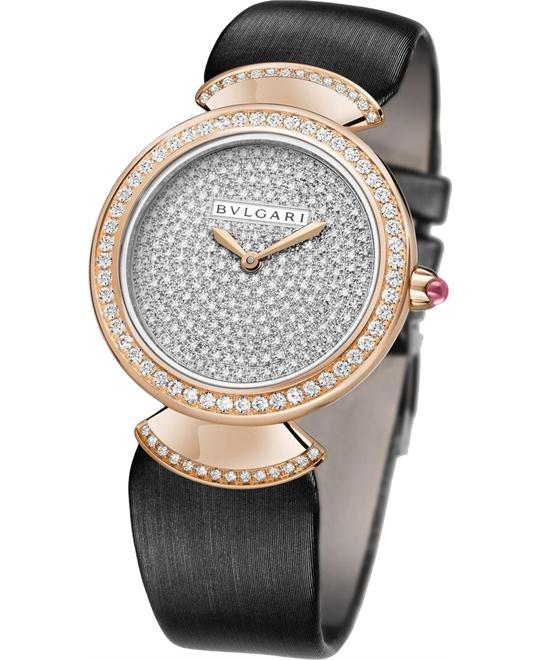 BVLGARI DIVAS' DREAM 102432 DVP30D2GDL 30MM