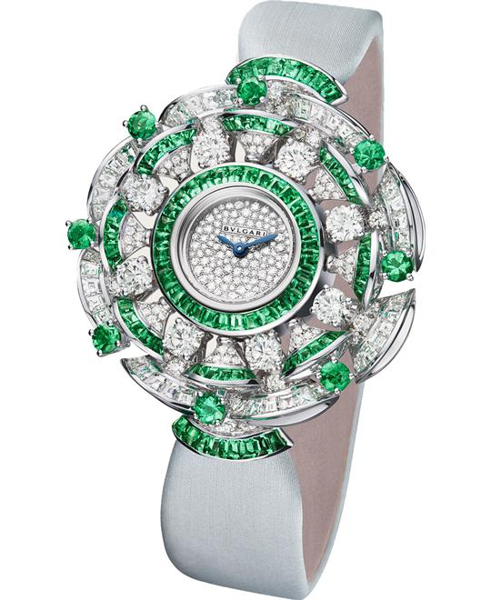 BVLGARI DIVAS' DREAM 102463 DVW39D2GD2EL 39MM