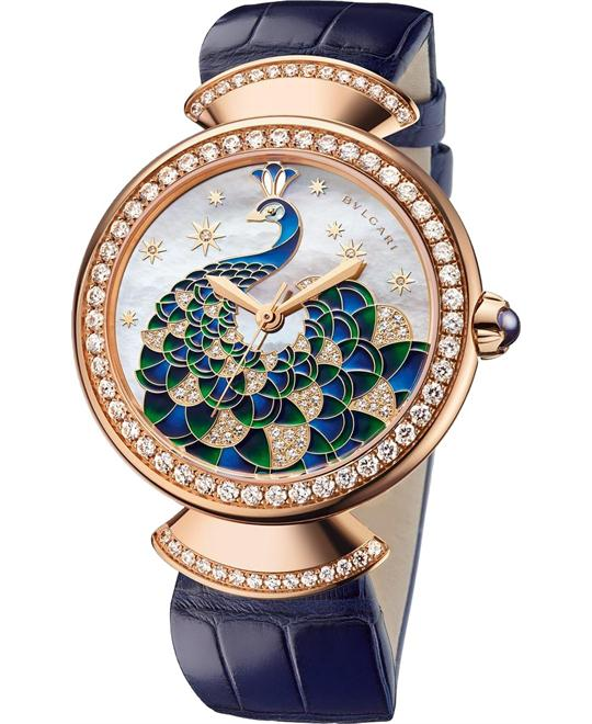 BVLGARI DIVAS' DREAM 102741 DVP37PAGDL 37MM