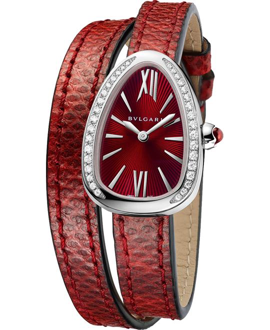 BVLGARI SERPENTI 102780 SPS27C9SDL WATCH 27MM