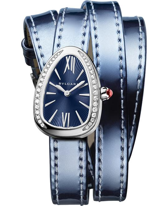 BVLGARI SERPENTI 102967 SPS27C3SDL/4T WATCH 27MM