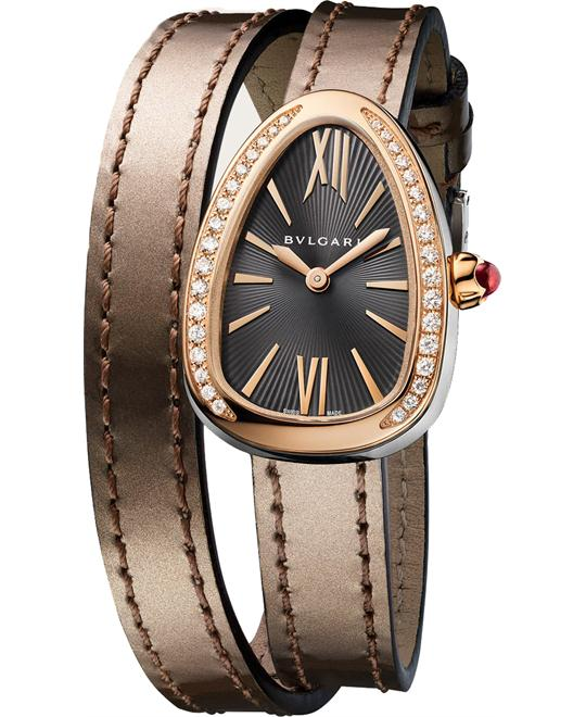 BVLGARI SERPENTI 102968 SP27C6SPGDL WATCH 27MM