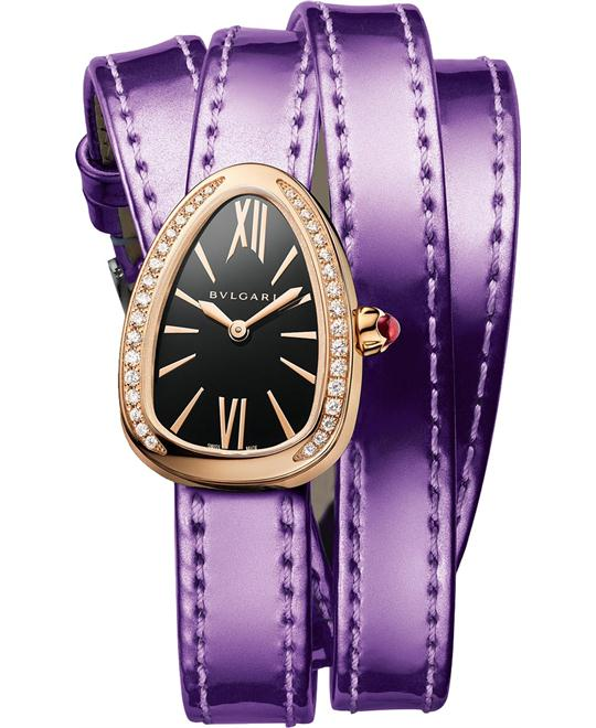 BVLGARI SERPENTI 102969 SPP27BGLD/4T WATCH 27MM