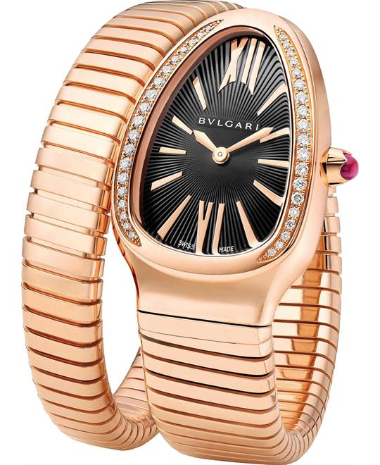 BVLGARI SERPENTI TUBOGAS 101815 SPP35BGDG.1T 35MM