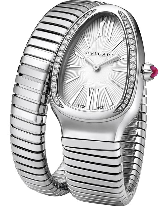 BVLGARI SERPENTI TUBOGAS 101816 SP35C6SDS.1T 35MM