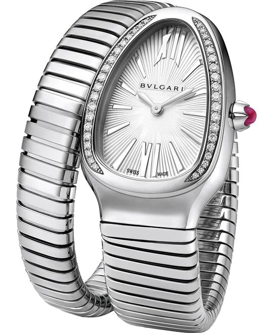 BVLGARI SERPENTI TUBOGAS 101827 SP35C6SDS.1T/L 35MM