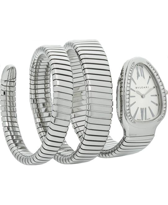 BVLGARI SERPENTI TUBOGAS 101910 SP35C6SDS.2T 35MM