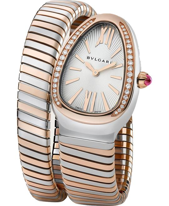 BVLGARI SERPENTI TUBOGAS 102237 SP35C6SPGD.1T 35MM