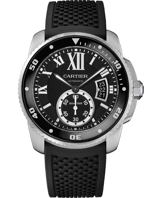 Cartier Calibre De Cartier W7100056 Driver Watch 42