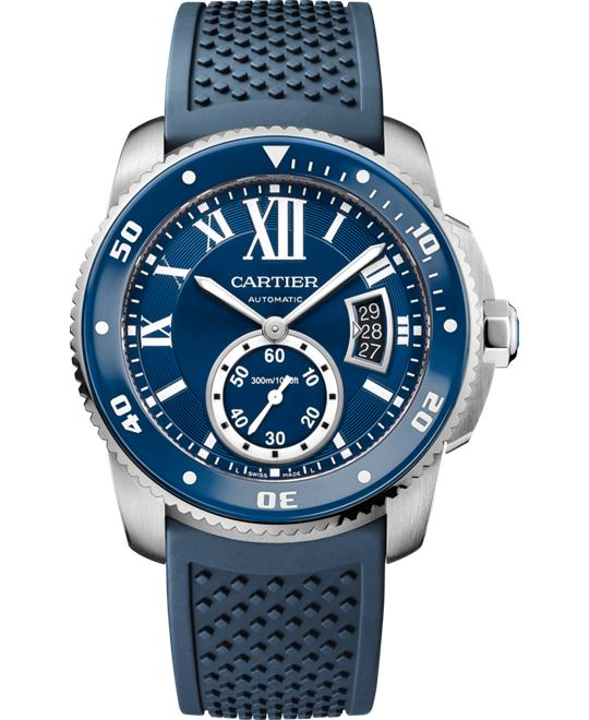 Cartier Calibre De Cartier WSCA0011 Watch 42