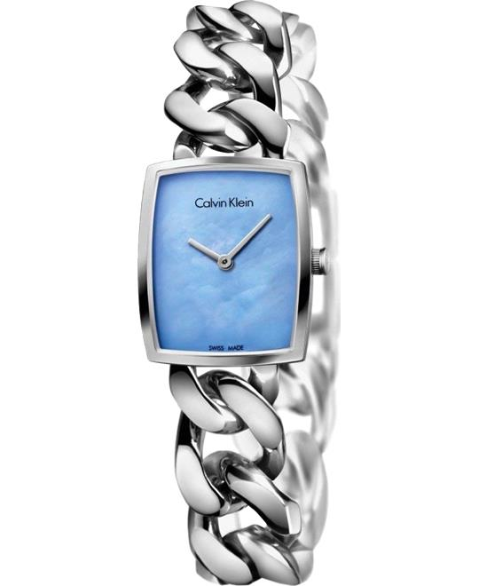 Calvin Klein Amaze Chain Women's Watch 21mm