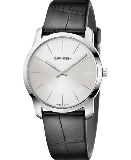 Calvin Klein City Black Watch 37mm