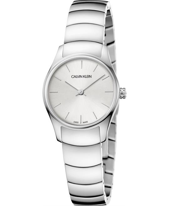 Calvin Klein Classic Too Small Bracelet Watch 24mm