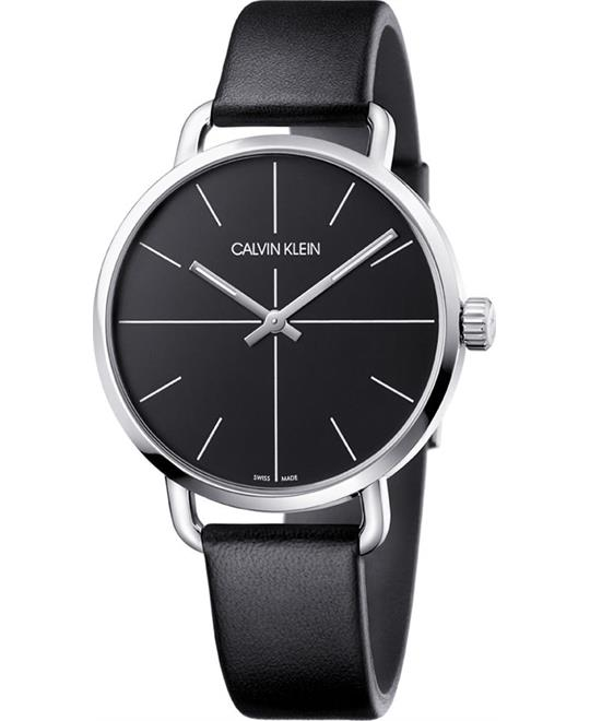 Calvin Klein Even Black Watch 42mm