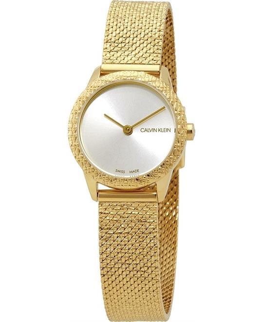 đồng hồ nữ Calvin Klein Minimal Ladies Watch 24mm