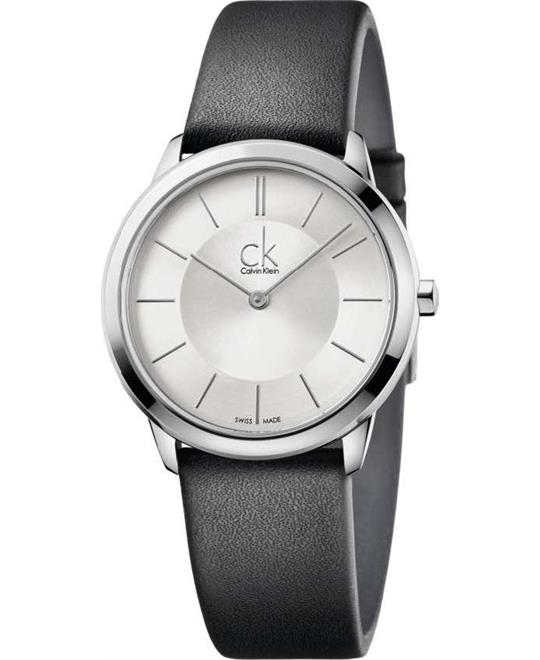 Calvin Klein Minimal Unisex Watch 35mm
