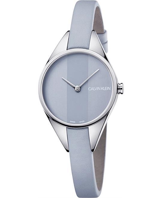 đồng hồ nữ Calvin Klein Rebel Light Ladies Watch 29mm