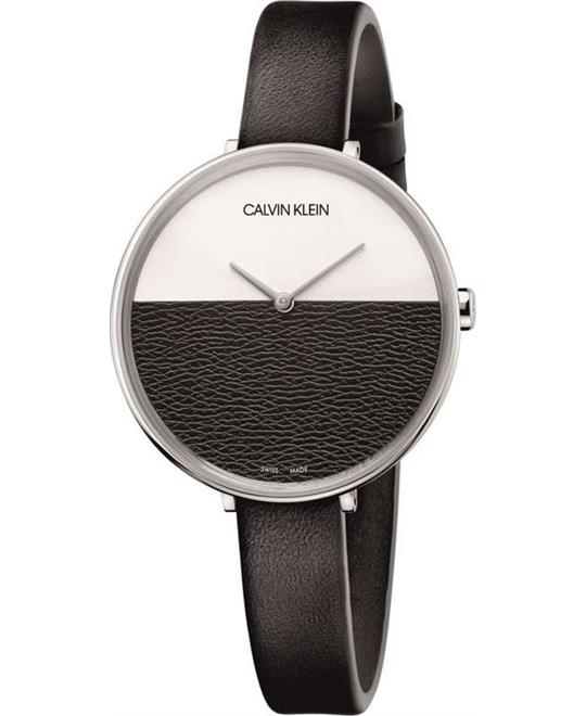 Calvin Klein Rise Quartz Ladies Watch 38mm