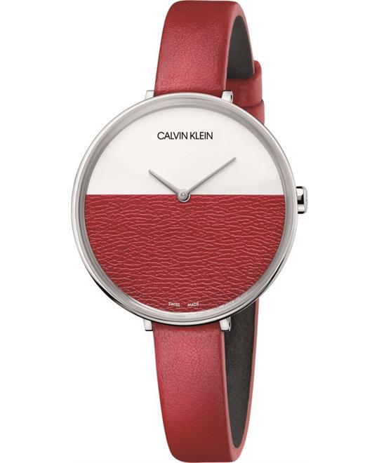 đồng hồ nữ Calvin Klein Rise Women Watch 38mm