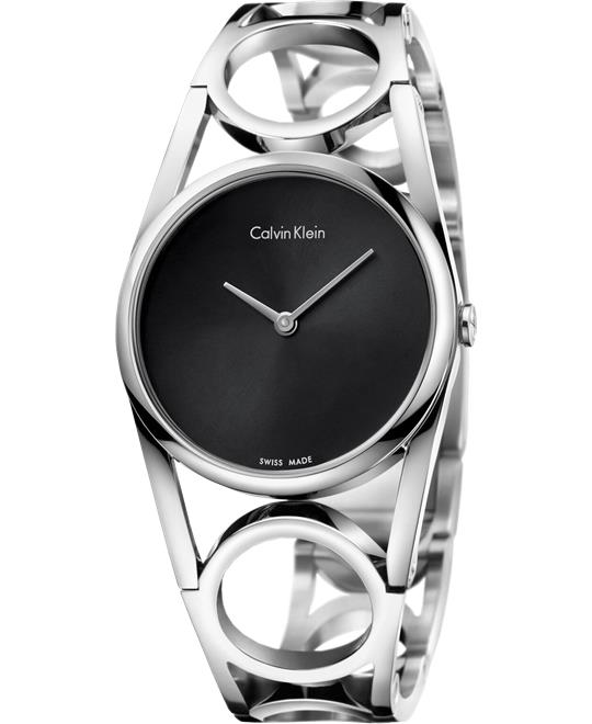 Calvin Klein Round Women's Watch 33mm