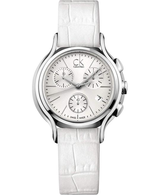 Calvin Klein Skirt Ladies Watch 35mm