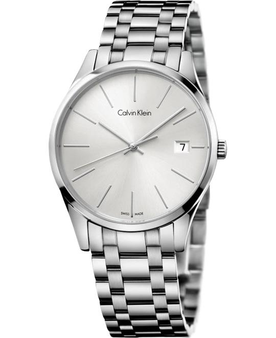 Calvin Klein Time Unisex Watch 34mm