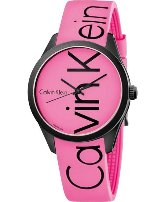 Calvin Klein Color Unisex Watch 40mm