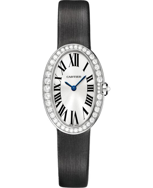Cartier Baignoire wb520008 Small Watch 24.5 X 31.6