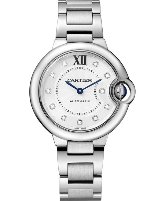 BALLON BLEU DE WE902074 DIAMONDS WATCH 33MM