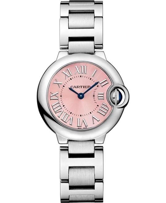 Ballon Bleu w6920038 De Cartier Watch 28mm