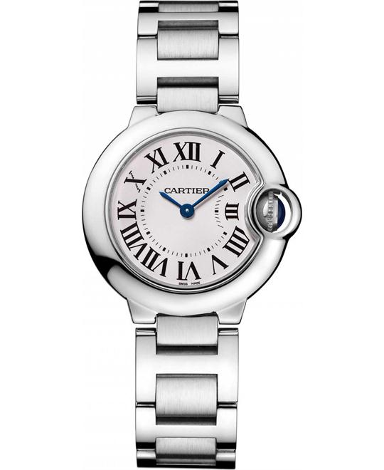 Cartier Ballon Bleu De Cartier W69010Z4 Watch 28