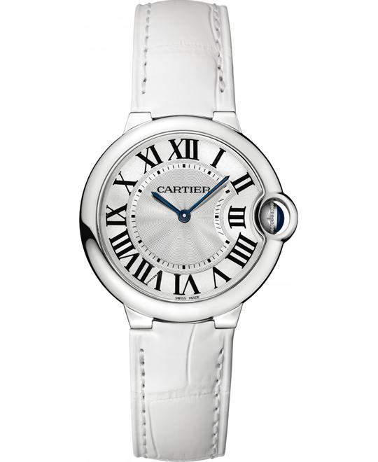 Cartier Ballon Bleu De Cartier W6920087 Watch 36.6mm