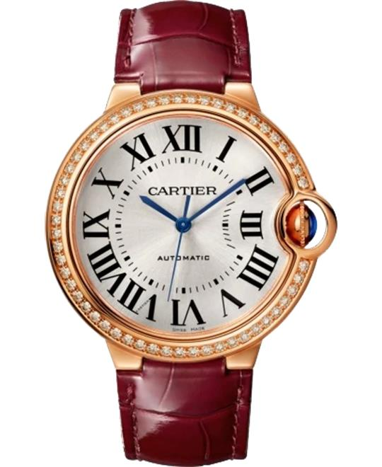 Cartier Ballon Bleu De Cartier WJBB0034 Watch 36