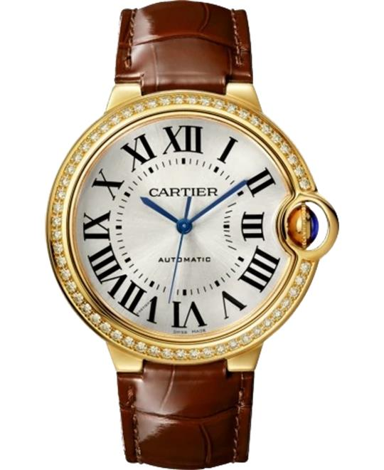 Cartier Ballon Bleu De Cartier WJBB0041 Watch 36