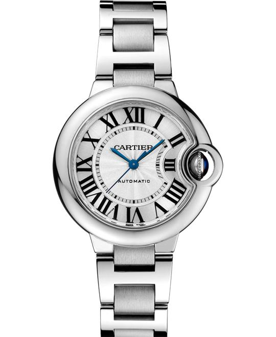 đồng hồ CARTIER W6920071 Ballon Bleu De Certier Watch 33mm