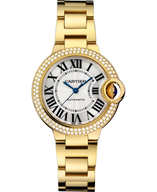 Cartier Ballon Bleu De Cartier WJBB0002 Watch 33