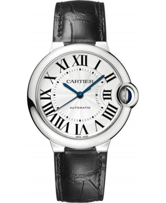 Cartier Ballon Bleu De Cartier w69017z4 Watch 36