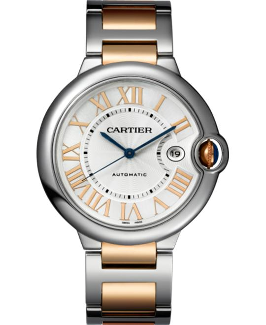 CARTIER W6920095 BALLON BLEU DE WATCH 42MM