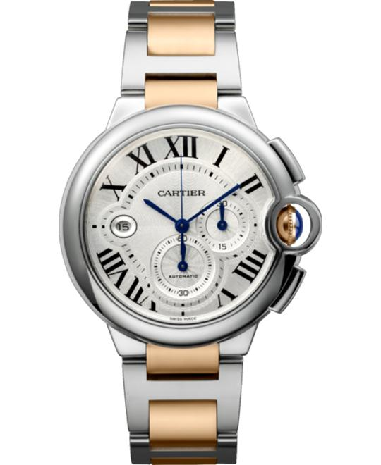 Cartier Ballon Bleu De Cartier W6920063 Watch 44