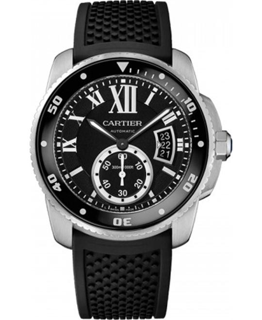 Cartier Calibre De Cartier WSCA0006 Watch 42