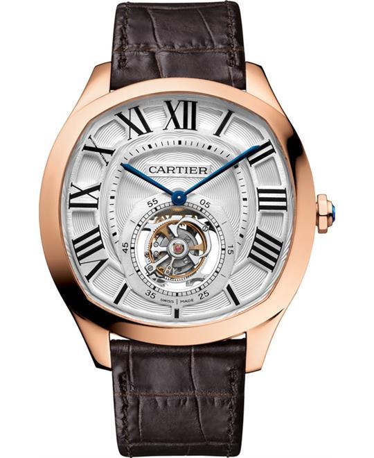 đồng hồ Cartier W4100013 DRIVE DE CARTIER FLYING TOURBILLON 40mm