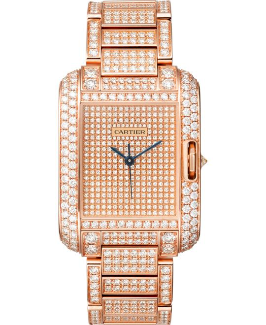 Cartier Tank HPI00560 Watch 39.2 x 29.8