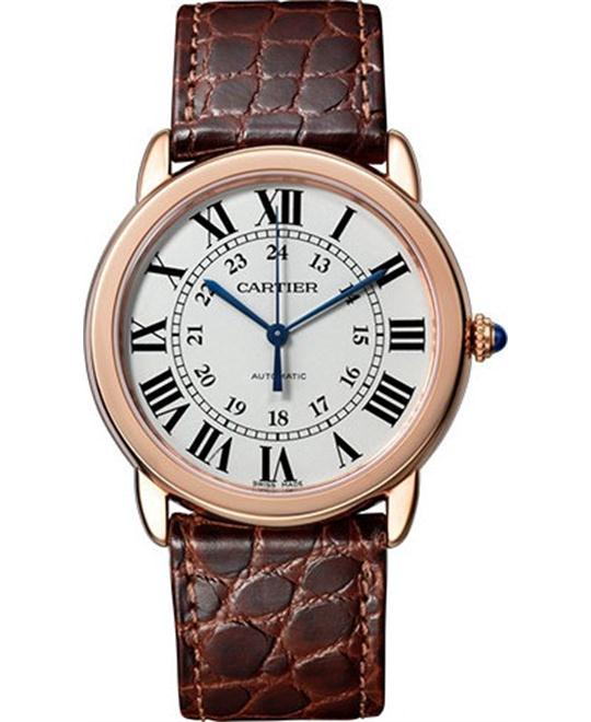 Cartier Ronde De Cartier w2rn0008 Watch 36