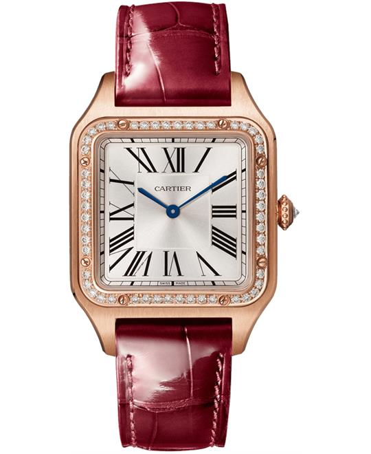 Cartier Santos Dumont wjsa0017 Watch 38mm x 27.5mm