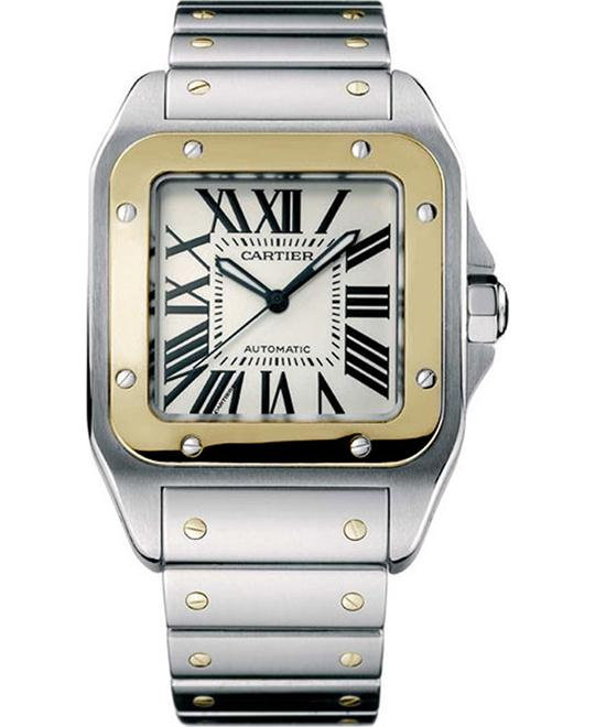 Cartier Santos De Cartier W200728G Watch 38