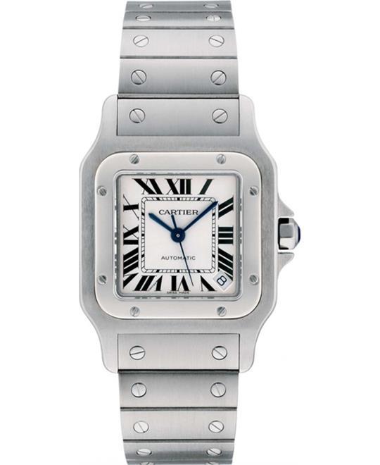 đồng hồ Cartier Santos W20098D6 Watch 34.87 X45.54mm
