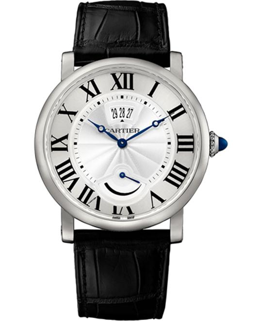 Cartier W1556369 Rotonde Automatic Watch 40MM