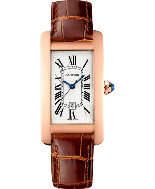 Cartier Tank W2620030 Watch 41.6 x 22.6